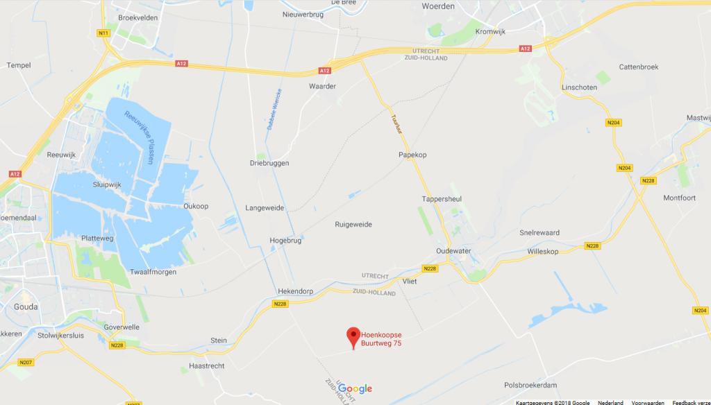 Google-Maps_Hoenkoopse-Buurtweg-75_Oudewater